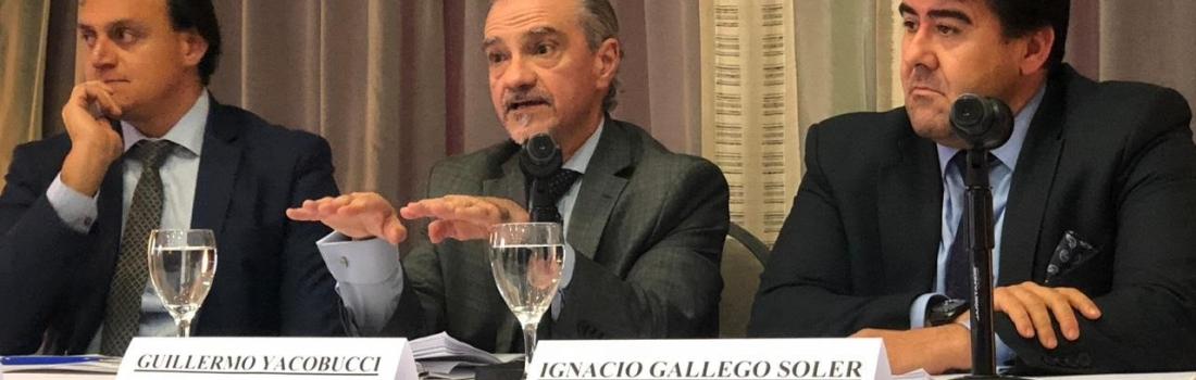 Nacho Gallego en Ushuaia